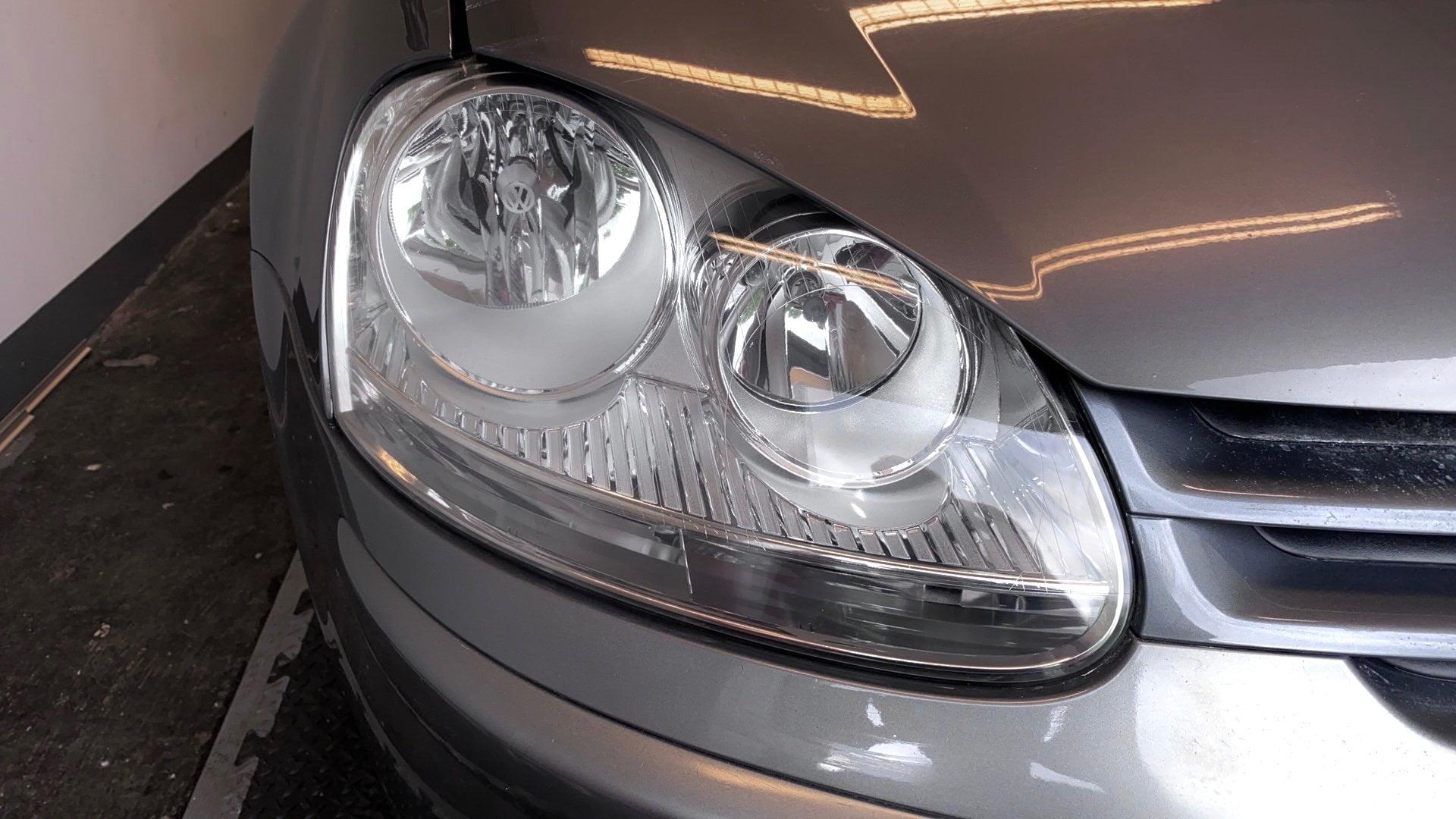 Car Detailing Service Lights